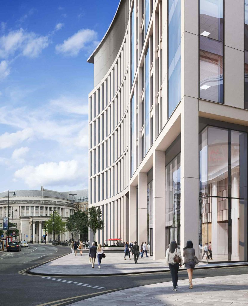Murraywood Secures External Works Package at Landmark, Manchester